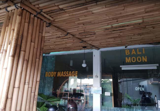 Bali Massage Parlors