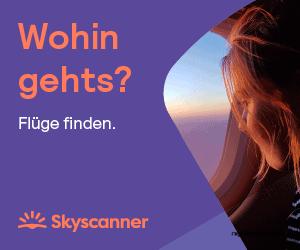Skyscanner Rabatt