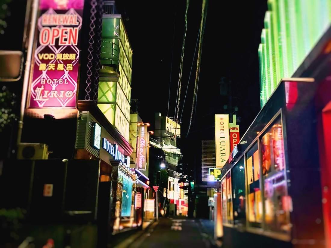 渋谷近くのおすすめラブホテル