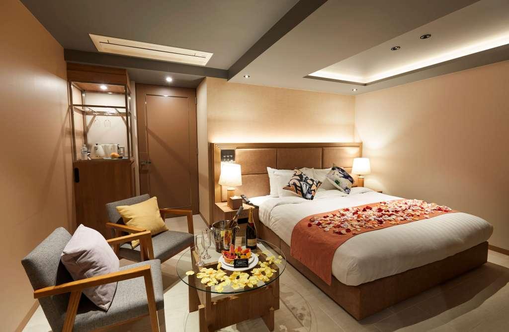 錦糸町のラブホテルHOTEL BAMBOO GARDENの部屋その2