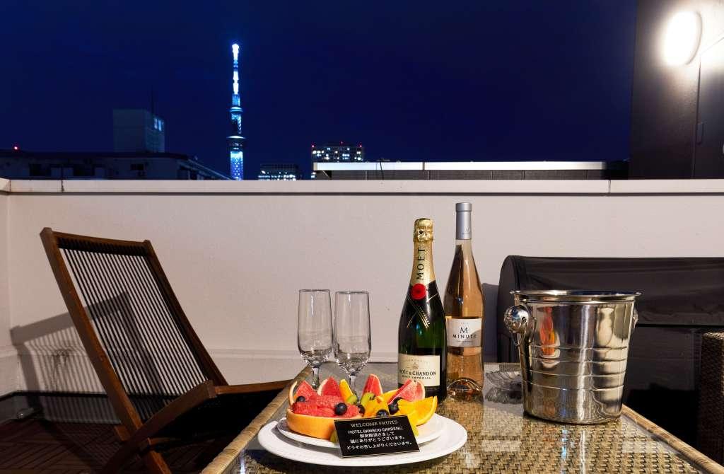 錦糸町のラブホテルHOTEL BAMBOO GARDENのキッチン