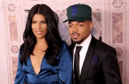 Chance The Rapper with Wife featured Image