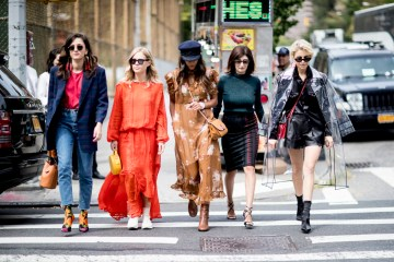 Street Style Fall 2019 Trends