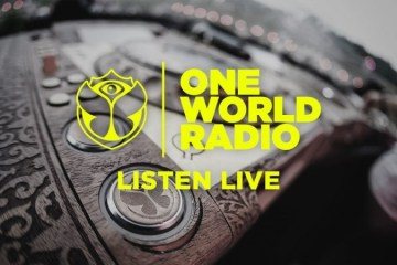 Tomorrowland One World Radio Featured Image - Tomorrowland YouTube.com