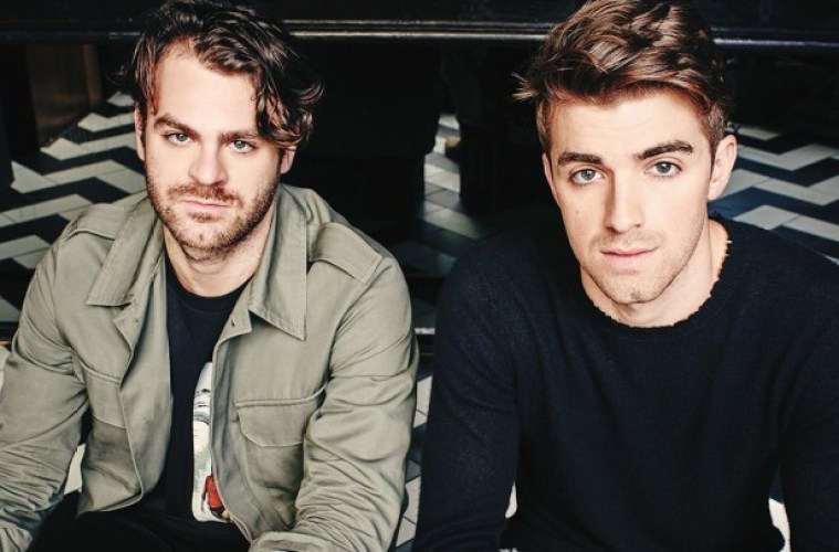The Chainsmokers Featured Image