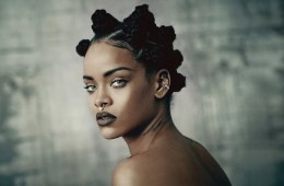 Rihanna Featured Image - i-D.com