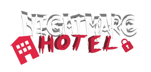 Nightmare Hotel Siaubo kambarys