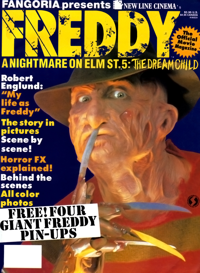 Magazines Nightmare On Elm Street Companion Ultimate
