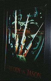 Freddy Vs Jason Movie Posters Nightmare On Elm Street Companion Ultimate Online Resource