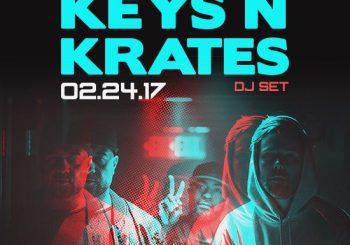 Keys N Krates at Create Nightclub | February 24, 2017