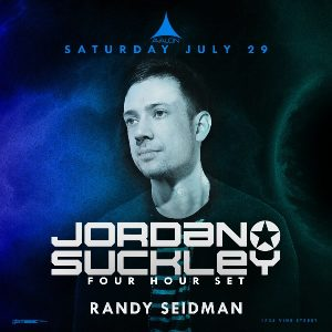 Jordan Suckley at Avalon | July 29, 2017