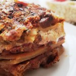 Vegan-Bolognese-and-Pepperoni-Lasagna-with-Foccacia