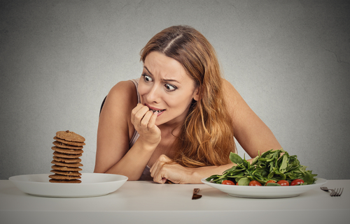 cravings at beginning of plant-based diet