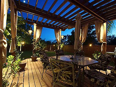 about outdoor lighting repairs