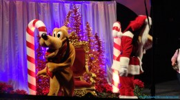 DVC Merry Mixer - Pluto and Goofy Photo Op
