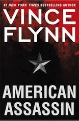 Book Cover - American Assassin