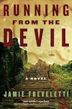 Book Cover - Running from the Devil
