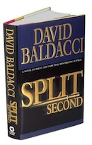 Book Cover - Split Second