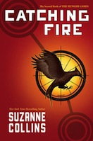 Book Cover - Catching Fire
