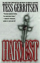 Book Cover - Harvest