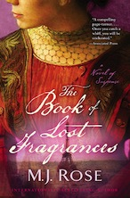 Book Cover - Book of Lost Fragrances