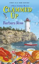 Book Cover - Clammed Up