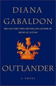 Book Cover - Outlander