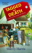 Book Cover - Tagged for Death