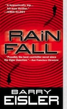 Book Cover - Rain Fall