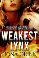 Book Cover - Weakest Lynx