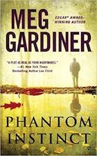Book Cover - Phantom Instinct - Meg Gardiner