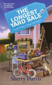 Book Cover - The Longest Yard Sale
