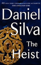 Book Cover - The Heist by Daniel Silva