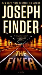 Book Cover - The Fixer