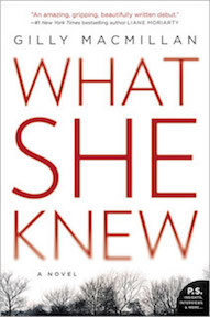 Book Cover - What She Knew