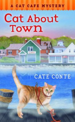 Cat About Town book cover