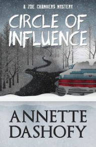 Book Cover - Circle of Influence2