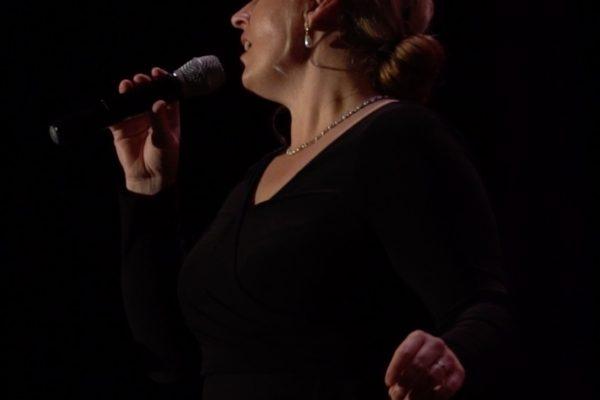 Vocalist Katrina Cannon