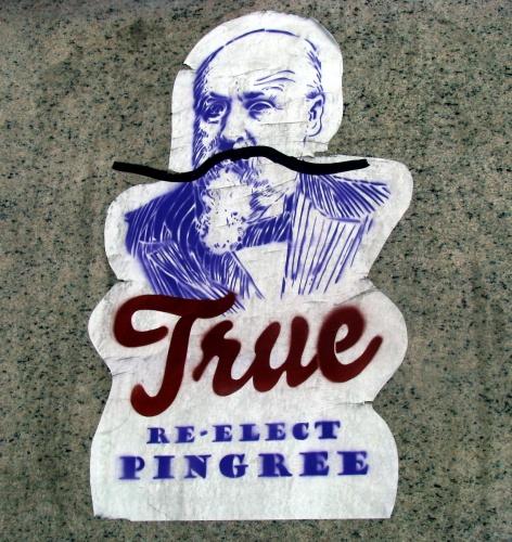 reelect pingree