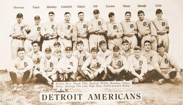 1914-detroit-tigers