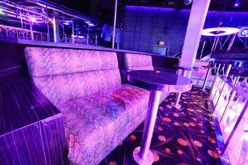 Night Trips - VIP Booth Rental