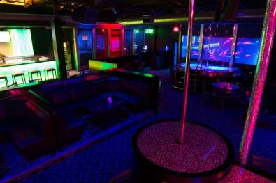 Night Trips Tulsa VIP Booth
