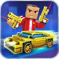 download Block City Wars Apk Mod unlimited money