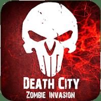 download Death City Zombie Invasion Apk Mod unlimited money