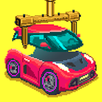 download Motor World Car Factory Apk Mod unlimited money