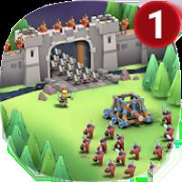 download Game of Warriors Apk Mod moedas infinita