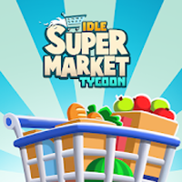 Idle Supermarket Tycoon - Tiny Shop Game Apk Mod gemas infinita