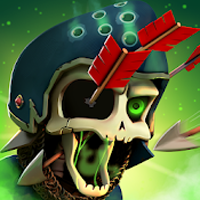 Skull Towers Castle Defense Games Apk Mod