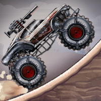 Hill Zombie Racing - Earn To Climb Apk Mod