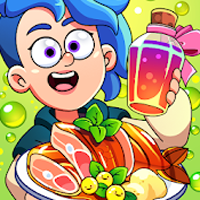 Potion Punch 2 Fantasy Cooking Adventures Apk Mod gemas infinita